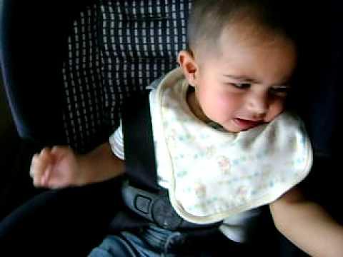 Baby Singing Qawali