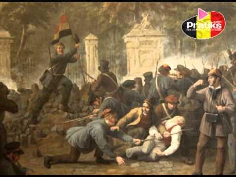 D'où vient la fête nationale Belge ?