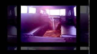 УАЗ 452 Таблетка Буханка Спальный салон Как сделать