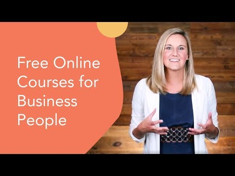 Online Education: Free Online Courses for Business People