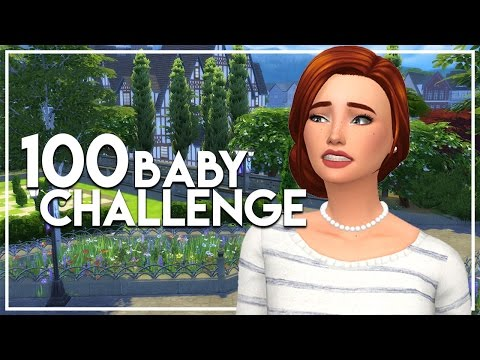 COLLECT 'EM ALL // The Sims 4: 100 Baby Challenge #72