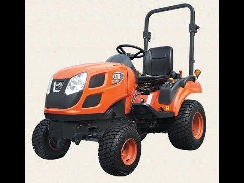 Kioti Cs2510 Prices Reviews Specs Weight | Kioti Cs Series Tractor 2018
