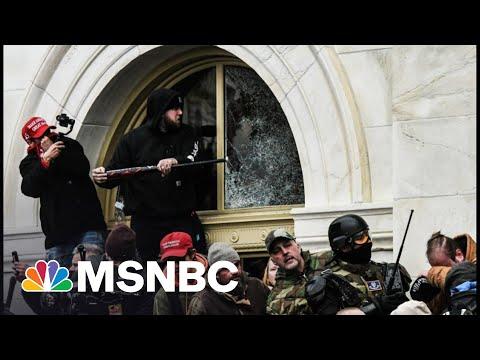 Most Republicans Ignore GOP's 'Moral Failure' After Capitol Riot