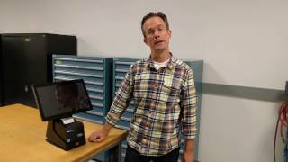"""Welcome to elo's on-going video series """"inside elo"""" showcasing elo innovation, products and people. in this jeff haller highlights new mpos..."""