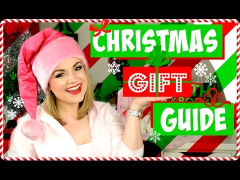 ❄ HUGE Creative Christmas Gift Guide + Black Friday Survival Kit ❄ |  Faces by Cait B