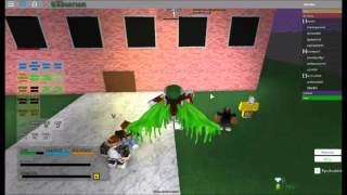 ROBLOX: PROJECT RADIATION (V.3.7) - magic277 - Gameplay nr.0554