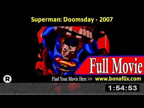 Watch: Superman: Doomsday (2007) Full Movie Online