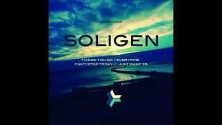 Soligen - Cant stop Today [FORTHCOMING ON SONATA RECORDINGS 2ND MARCH]