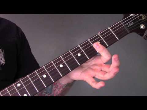 10 CC Dreadlock Holiday Guitar Tutorial