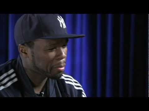 """50 Cent """"Before I Self Destruct"""" Interview with 50 Cent."""