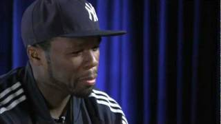 "50 Cent ""Before I Self Destruct"" Interview with 50 Cent."
