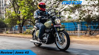 2020 Jawa 42 Review - Modern Retro Classic | MotorBeam