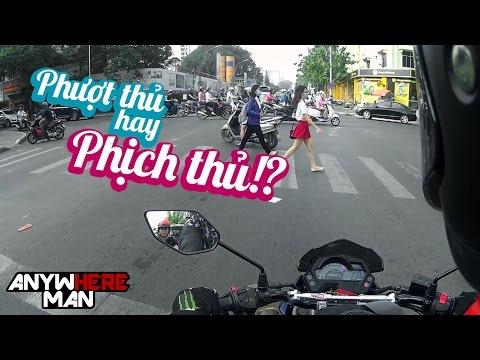 PHƯỢT THỦ HAY PHỊCH THỦ !? | Ride Diary 41 - YAMAHA FZ - Vietnam motovlog