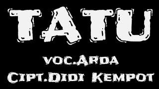 Gambar cover Arda-TATU (lirik)