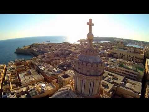 Valletta, Capital City ~ MALTA
