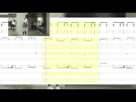 SCANDAL - 涙のリグレット [Namida no REGRET] [TABS] [譜]