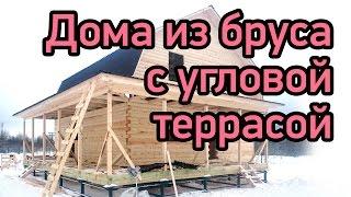 видео Веранда из поликарбоната: фото пристроенных к дому проектов и этапы строительства