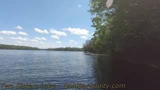 Two Sisters Lake Video 5