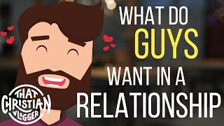 What do Christian Guys Look For in a Girl?   Christian Dating Advice