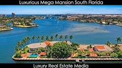 Luxurious Mega Mansion South Florida  |  $30,000,000