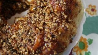 Caramel Breakfast Wreath Recipe