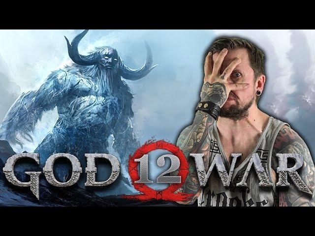 GoW #12 - LODOWY GIGANT! - WarGra
