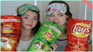 Lay's Chip Challenge