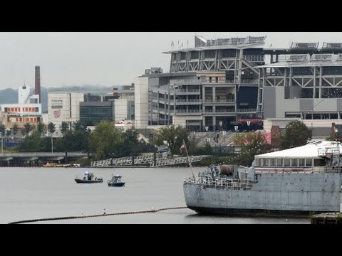Navy Yard shooting, moment by moment