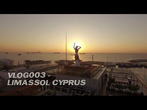 Vlog003 -  Limassol Cyprus - Sun is back