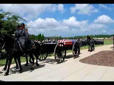 Tribute to Trooper A.J. Stocks - C352 - NC Highway Patrol