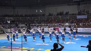 44TH WNCAA ANGELICUM COLLEGE PEP SQUAD