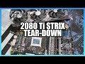 ASUS RTX 2080 Ti ROG Strix Tear-Down & Custom PCB