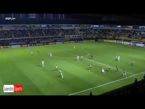 Gol de Gustavo, Criciúma 1 x 0 Avaí   Brasileirão Série B 31 05 2016
