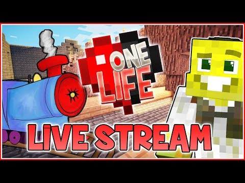 Building The One Life Express Station! (Finished Livestream)