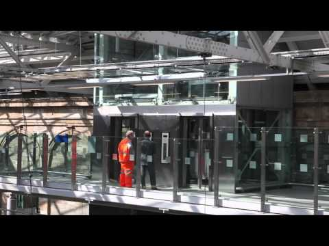 Waverley Station - Stannah Lifts