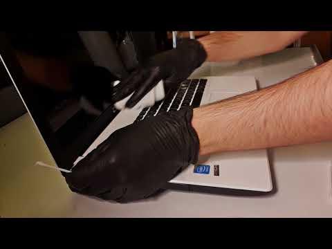 ASMR Laptop / Keyboard Cleaning