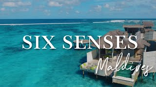 S X SENSES LAAMU ☀️🌴 - Best Luxury Resort In The Maldives 2021 - Drone And Gopro 4K Video