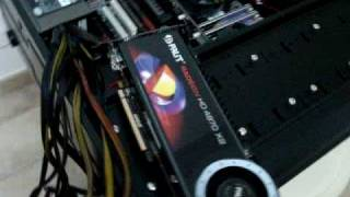 "Intel Core i7 Xtreme ""best"" 2008 november gaming pc. FIRST Core i7 gaming machine on youtube"