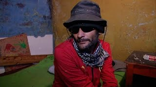 "Daniel: ""Nunca me he atrevido a hacer de mula"" - En Tierra Hostil"
