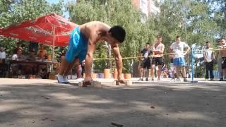Gordan Krstic vs Vladimir Vukovic (Battle for 1st place, freestyle) Bor, Serbia 2015