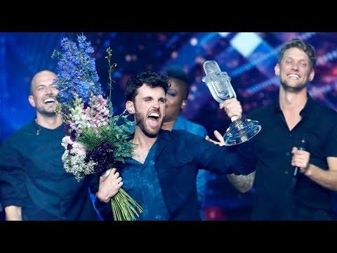 Евровидение 2019: победил Дункан Лоуренс из Нидерландов с песней  «Arcade»