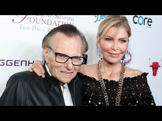Larry King Agreed To Pay His Estranged Wife, Shawn Southwick King, $33K In Spousal Support