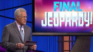 Jeopardy! James Holzhauer, Final Jeopardy 4/23/19 James breaks $1M.