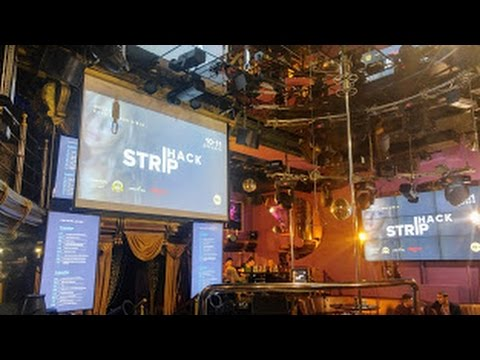 Strip Hack Moscow 2016 (презентация проектов)