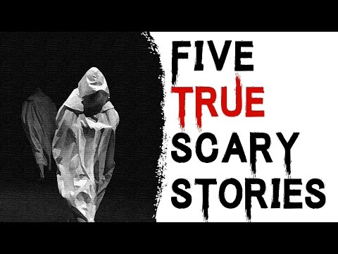 5 TRUE SCARY SUBSCRIBER STORIES - Bar, Stalker, Murder, Cult and Attempted Murder Stories.