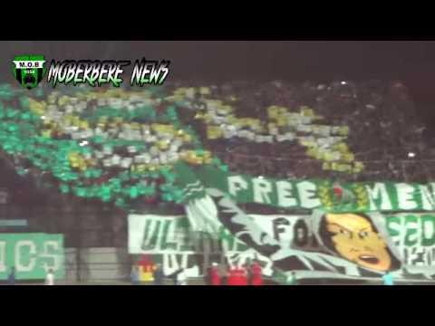 MOBejaia 1 - 0 Young Africans | Ambiance Dans Les Tribune (Tifou + Crakage)