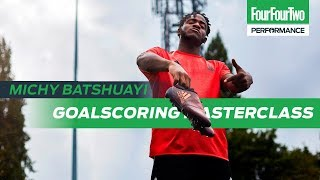 Michy Batshuayi | Finishing session | Train like a pro