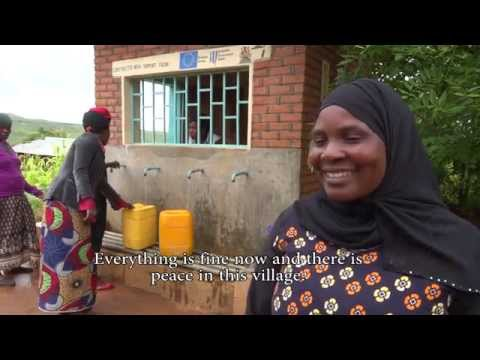 Peri-Urban Water & Sanitation Project Blantyre & Lilongwe - Malawi
