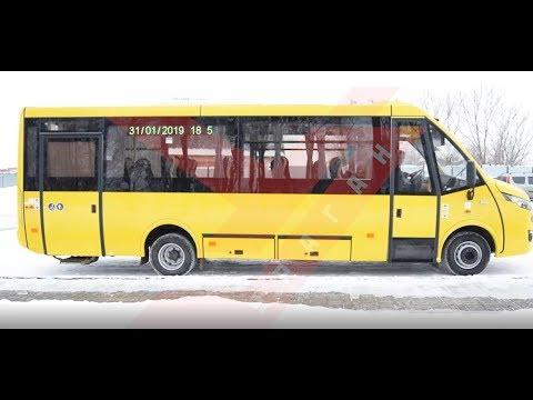 Автобус Ивеко Неман 420211-511 Городской ЛЮКС