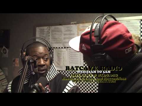 Dj No Phrillz on Batcave Radio Philly support Philly!